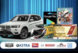 Blibli Official Store Disc Up To 50% + Cashback 50% Hingga Rp 100.000