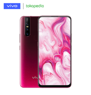 Vivo V15 - Glamour Red