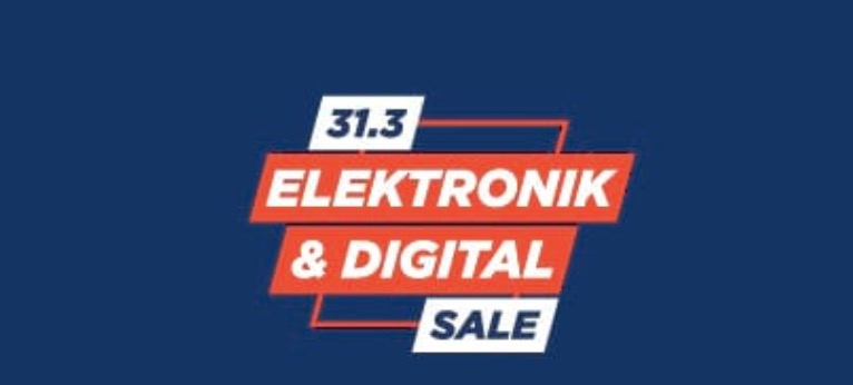 Elektronik Sale - Promo Shopee