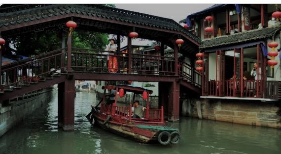 Promo AirAsia - Kunjungi desa air Zhujiajiao