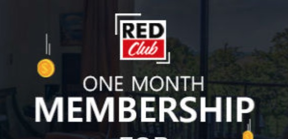 One Month Membership For Just 50 RB