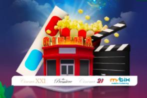 Top-Up Saldo M-TIX Cahsback Hingga Rp 100.000