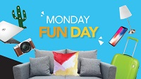 mega monday fun day diskon Rp250rb
