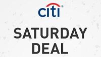 Citi Saturday Deal Blibli
