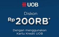 selasa belanja hemat dengan UOB