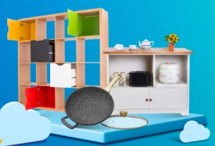 Produk Home & Living Ekstra Diskon 10% Off (Min. Pembelian Rp 250.000)