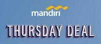 Mandiri Thursday Deal