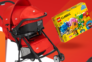 Mums, Baby & Toys Disc. Up To 80%