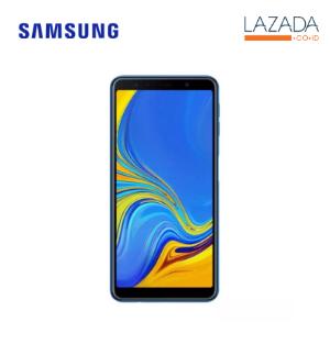 Galaxy A7 Blue