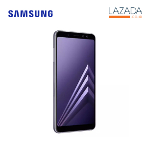 Galaxy A8 Orchid Gray
