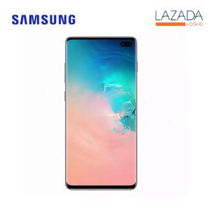 Galaxy S10+ 128GB - Prism White