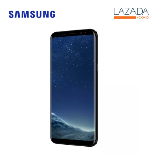 Galaxy S8+ 64GB  - Midnight Black