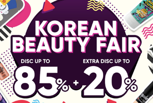 Korean Beauty Fair Disc. Up To 85%
