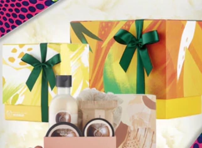 promo paket hadiah the body shop