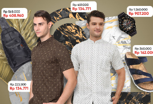 Men's Fashion Week Disc. Up To 70%