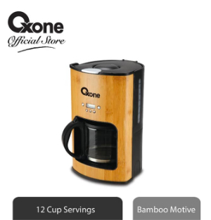 Bamboo Coffee & Tea Maker
