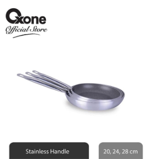 Stainless Stell Fry Pan