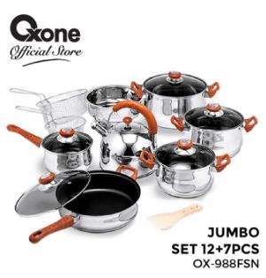 Jumbo Set Cookware