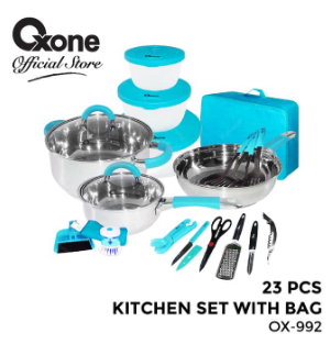 Kitchen Set 23 Pcs