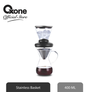 Hot & Cold Coffee Brewer