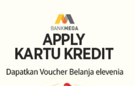 Voucher Belanja Bank Mega