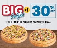 beli pizza diskon 30%