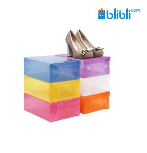 Kotak Sepatu 5pcs