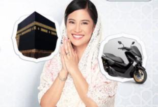 [Hanya di App] Serbu Seru Umrah & Motor Dari Rp 12.000