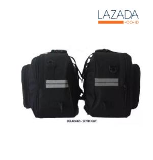 Side Bag Motor Oval