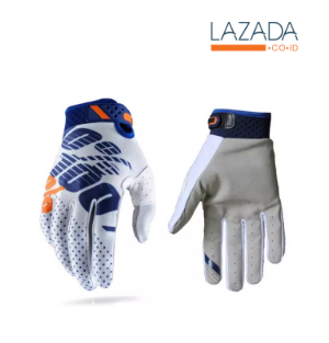 100% Race Protective Gloves