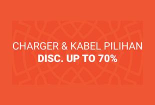 Charger & Kabel Pilihan