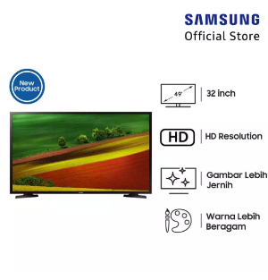 "Samsung HD Flat TV 32"" N4001"
