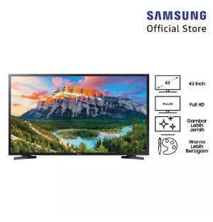 "Samsung Full HD Flat TV 43"" N5001"