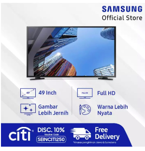 "Samsung Full HD Smart TV 49"" J5250"