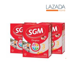 SGM Eksplor Complinutri 3+ Bundle