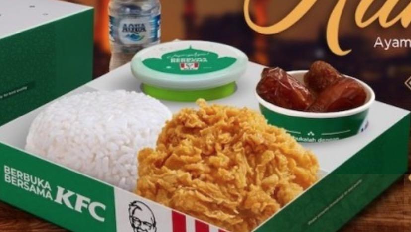 Paket Ramadhan KFC