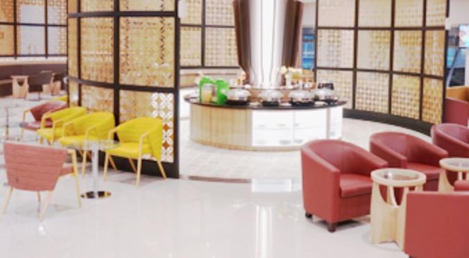 Daftar Menjadi Anggota GarudaMiles - Diskon Menarik di Concordia Lounge !