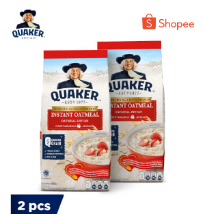 Quaker Instant Oat 800g Twin Pack
