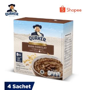 Quaker Chocolate FIO Box 4s