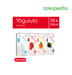 Yogurt Drink To Go 24Pcs