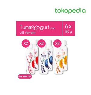 Tummy Yogurt Drink All Variant