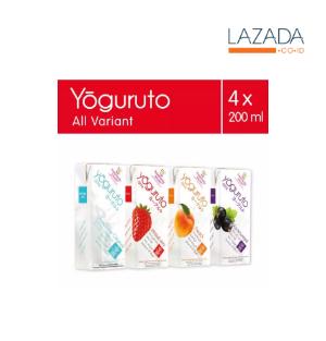 Heavenly Blush Yoguruto All Variant