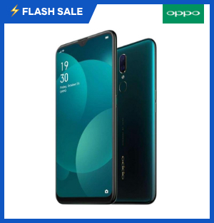 OPPO F11 4GB Marble Green