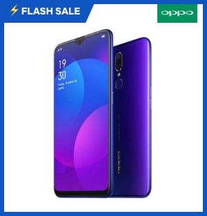 OPPO F11 4GB Flourite Purple