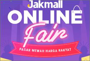 JakMall Online Fair