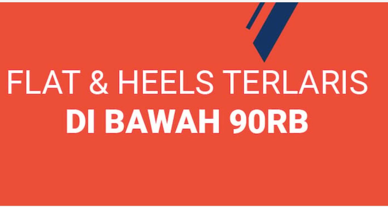 Promo Sepatu Baru