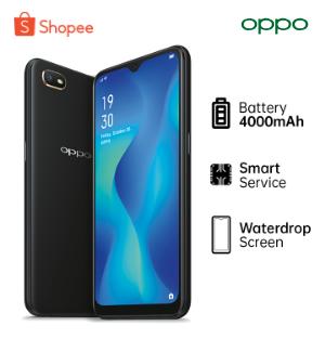 OPPO A1K 32GB/2GB Black