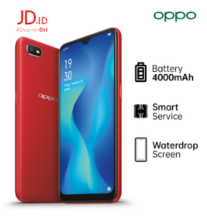 OPPO A1K 32GB/2GB Red