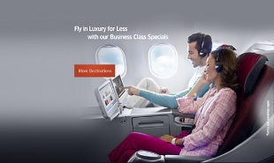 Fasilitas Business Class Garuda Indonesia