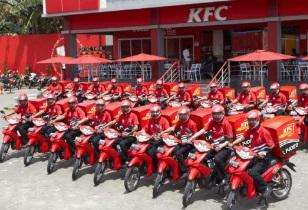 Pesan Antar Online hanya di KFC